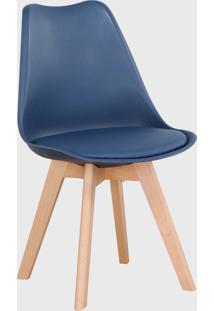 Cadeira Leda Azul Marinho Rivatti