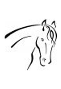 Adesivo De Parede - Cabeça De Cavalo - 001An-G