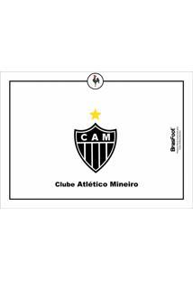Tábua De Vidro Atlético Mineiro Ref:1544