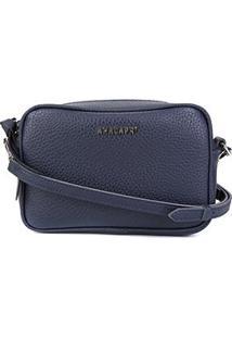 Bolsa Anacapri Mini Bag Eco Ravena Feminina - Feminino-Marinho