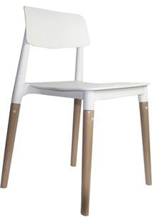 Cadeira Juliana Branca Rivatti Móveis