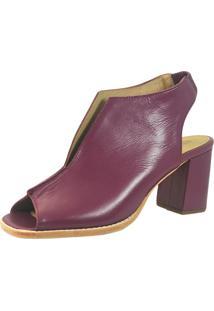 Sandália S2 Shoes Morena Vinho