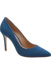 Scarpin Acamurçado - Azul Claroschutz
