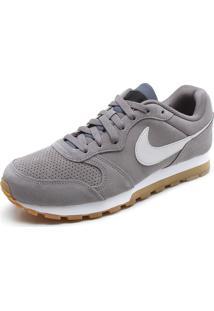 Tênis Nike Sportswear Md Runner 2 Suede Cinza