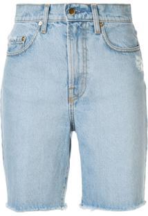 Nobody Denim Short Jeans 'Tyler' - Azul