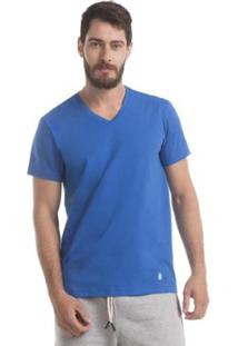 Camiseta Zaiden Store Zaiden Basic T1 - Masculino-Azul