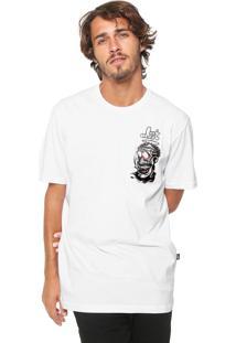Camiseta ...Lost Danielone Thinking Branca