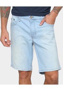 Bermuda Jeans Davi Colcci Masculino - Masculino