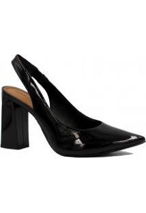 Sapato Loucos E Santos Chanel Salto Alto