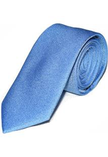 Gravata Azul Clara Slim 4025