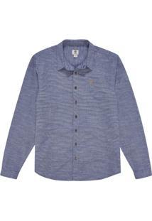 Camisa Cotton Stripes