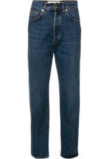 Golden Goose Calça Jeans Slim - Azul