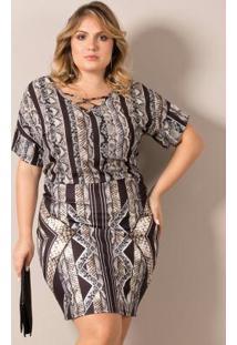 Vestido Turmalina Lisamour