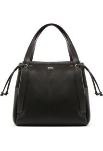 Bucket Bag Minimal Black   Schutz