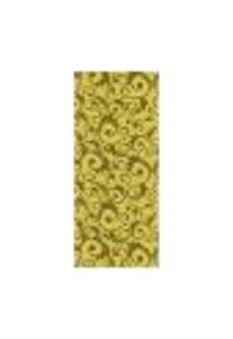 Adesivo Decorativo De Porta - Floral - 1473Cnpt