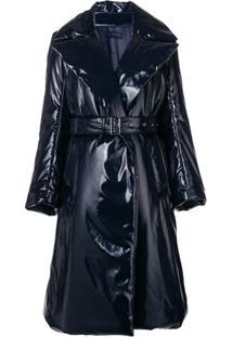 Eudon Choi Charters Coat - Azul
