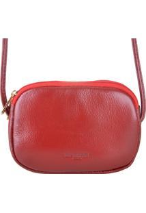 Bolsa Carteira Mariart 198V Vermelha