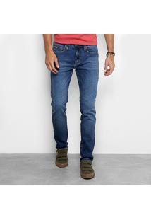 Calça Jeans Reta Colcci Masculina - Masculino-Jeans