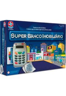 Super Banco Imobiliário - Estrela - Tricae