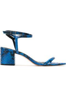 Nk Sandália Snake Violet - Azul