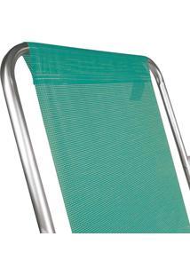 Cadeira Alta Alumínio Anis Mor