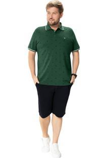 Camisa Polo Tradicional Piquê Premium Wee!