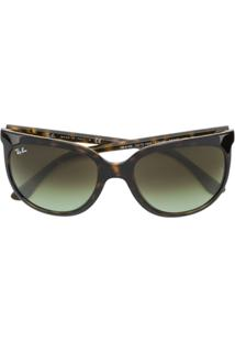 Óculos De Sol Marrom Ray Ban feminino   Gostei e agora  09c3ef2ca2