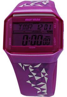 7c5a66eab78 Relógio Digital Moderno Mormaii feminino