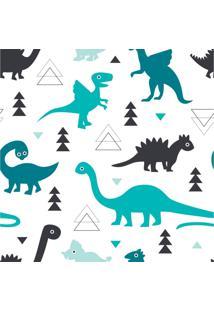 Papel De Parede Stickdecor Adesivo Infantil Dino