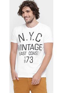 Camiseta Eagle Brasil Nyc - Masculino
