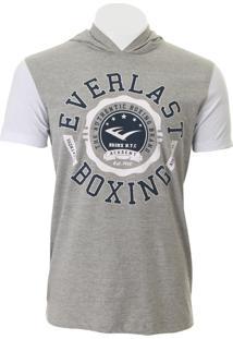 Camiseta Everlast Boxing Cinza