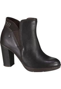Bota Feminina Cravo E Canela Ankle Boot