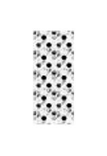 Adesivo Decorativo De Porta - Abstrato - 2119Cnpt