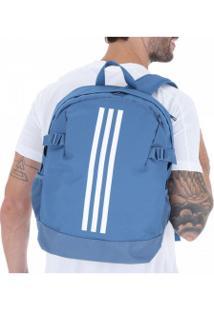 Mochila Adidas Power Iv M - Azul/Branco