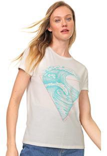 Camiseta Lez A Lez Pansy Off-White
