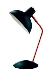 Luminária Kogan Em Metal Preto - Unissex
