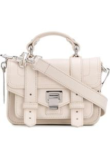 Proenza Schouler Micro Ps1 Crossbody Bag - Neutro