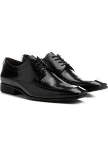 Sapato Social Couro Shoestock Léo - Masculino