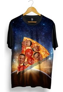 Camiseta Los Fuckers Pepperoni And Curry Full Print - Masculino