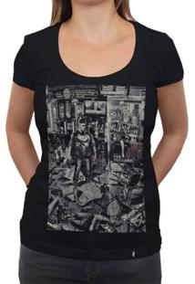 The Punisher - Camiseta Clássica Feminina
