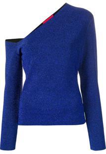 Solace London Blusa Una - Azul