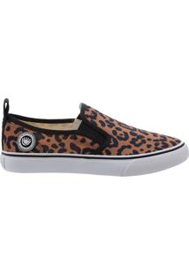Tênis Long Slip On Prints Onça | Fiever