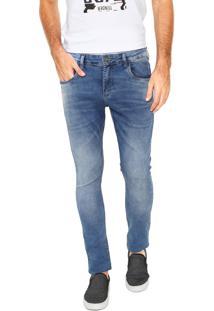 Calça Jeans Handbook Skinny Premium Azul