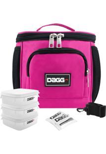 Bolsa Térmica Fitness Sport Rosa M - Dagg - Kanui