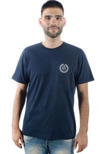 Camiseta Multcaps Mxc - 005 Azul Marinho