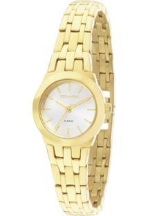 Relógio Technos Elegance Mini - Feminino-Dourado