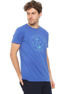 Camiseta Richards Marina Azul