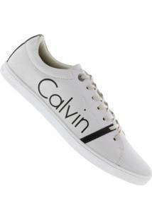 Tênis Calvin Klein Limited - Masculino - Branco