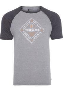 Camiseta Masculina Beer Label - Cinza