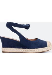 Sapato Feminino Com Amarração Vizzano